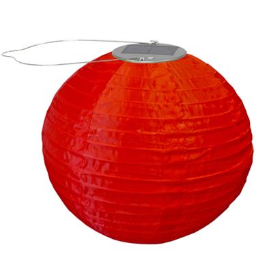 Соларна кинеска лампа